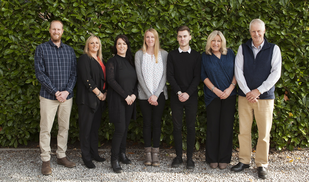 The PAGE Consulting Team